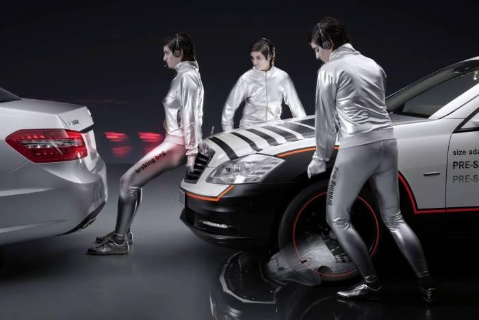 2010 Mercedes ESF 2009 S400 Hybrid Concept - Photos