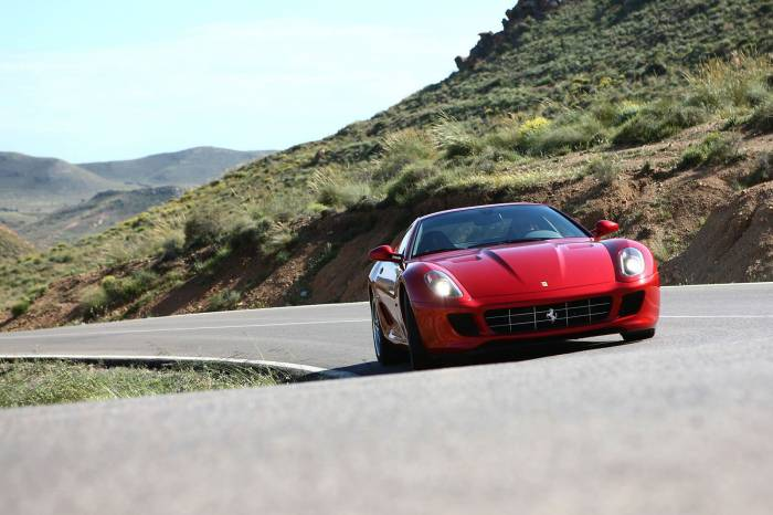 2010 Ferrari 599 GTB Fiorano HGTE Sport Package Photos