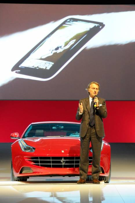 2012 Ferrari FF Concept Photos