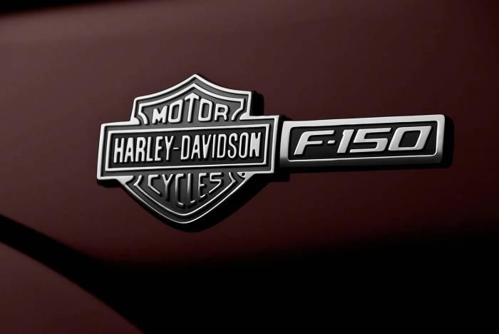 2010 Ford F150 Harley Davidson Photos