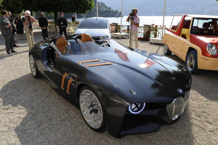 2011 BMW 328 Hommage Concept Photos