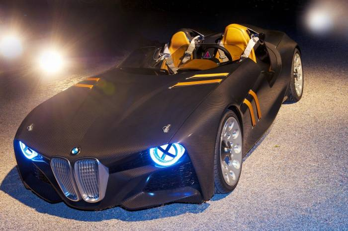 2011 BMW 328 Hommage Concept Photos