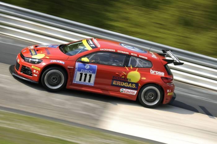 2010 Volkswagen Scirocco GT24 Photos