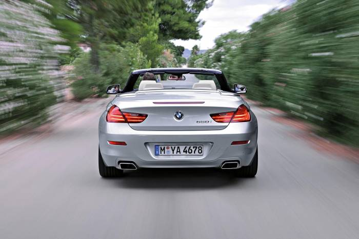 2011 BMW 6-Series Cabriolet