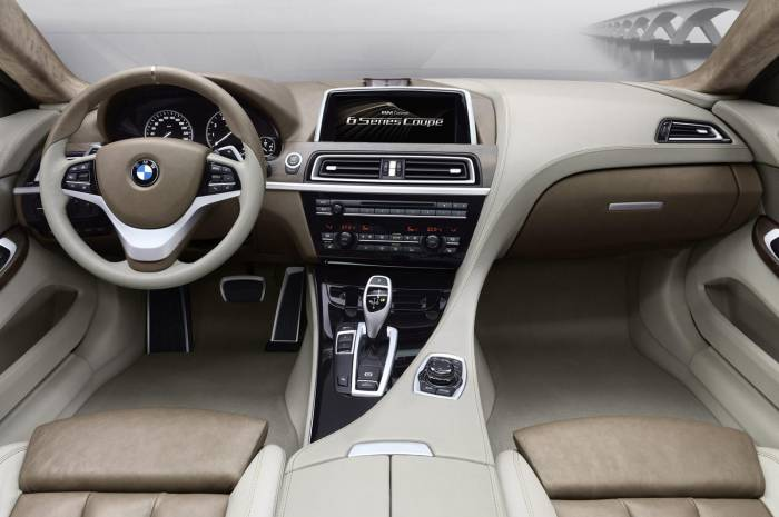 2011 BMW Concept 6-Series Coupe Photos