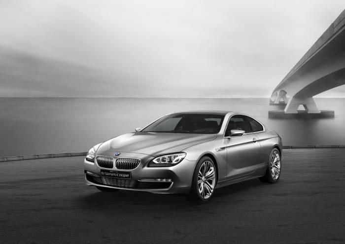 2011 BMW Concept 6-Series Coupe Photos