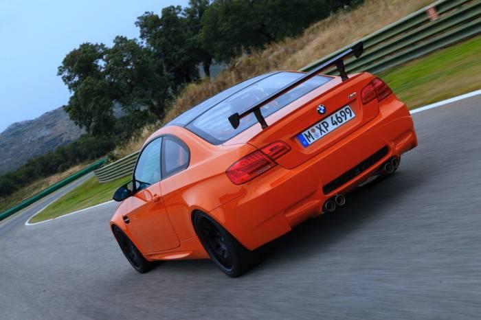 2011 BMW M3 (E92) Nurburgring Photos