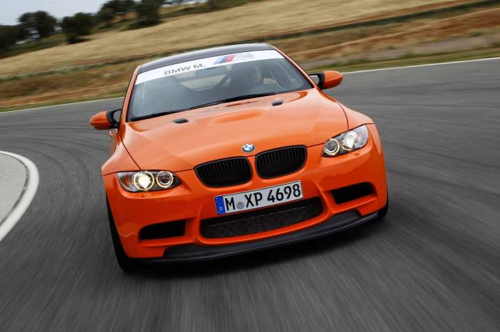 2011 BMW M3 (E92) Nurburgring Photos