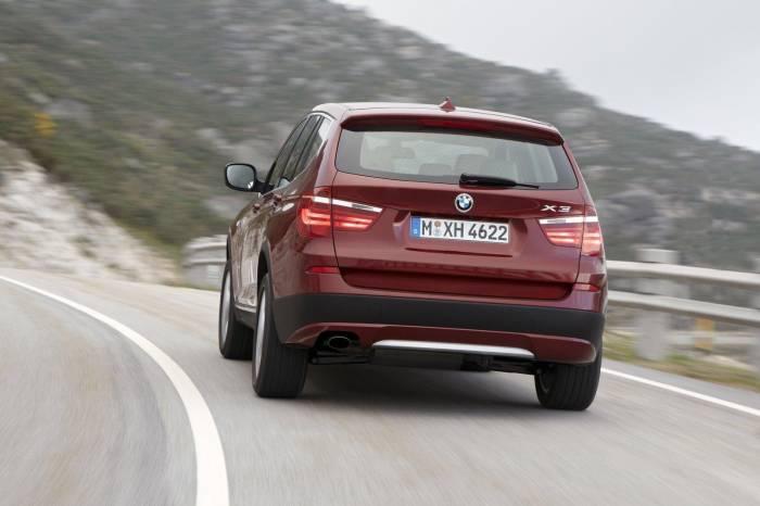2011 BMW X3 Photos