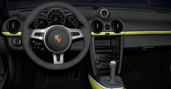 2011 Porsche Cayman R Photos