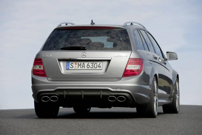 2012 Mercedes-Benz C63 AMG Photos