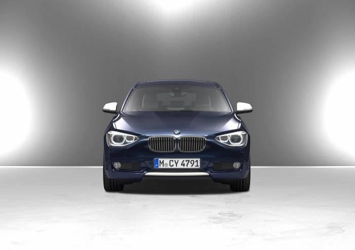 2012 BMW 1-Series Photos