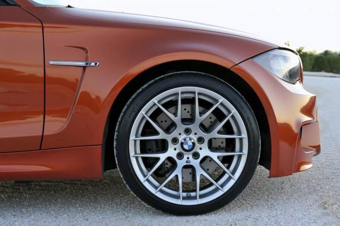2012 BMW 1-Series M Coupe Photos