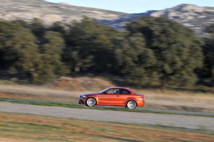 2012 BMW 1-Series M Coupe Photos