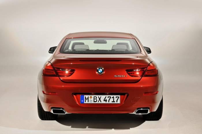 2012 BMW 6-Series Coupe Photos