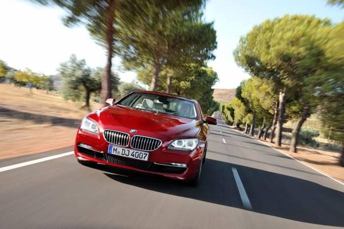 2012 BMW 6-Series Coupe Photos