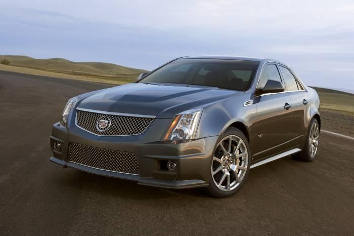 2011 Cadillac CTS-V Sedan Photos
