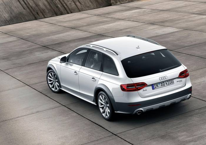 2012 Audi A4 Allroad quattro Facelift Photos