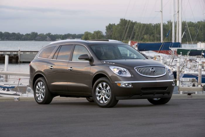 2011 Buick Enclave CXL Photos