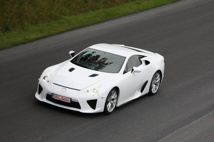 2010 Lexus LFA Photos