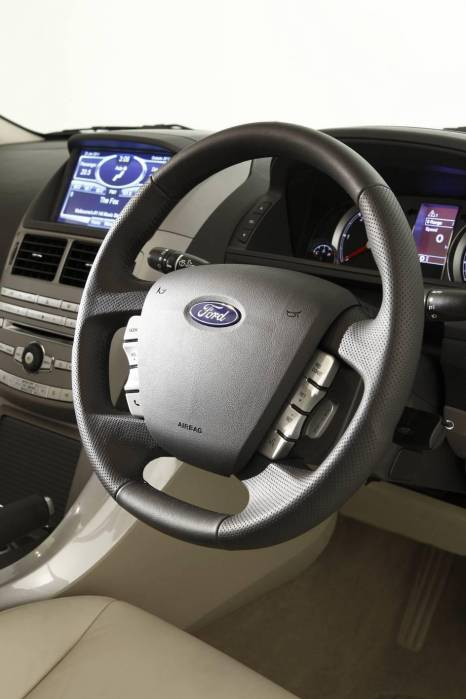 2011 Ford Territory Photos