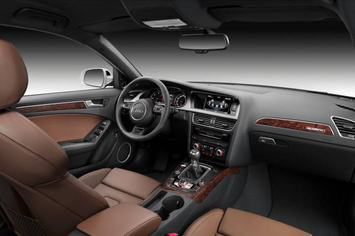 2012 Audi A4 facelift Photos