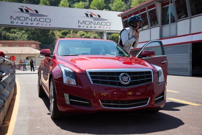 2013 Cadillac ATS Sports Sedan Photos
