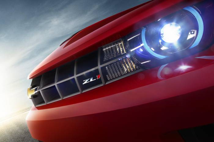 2012 Chevrolet Camaro ZL1 Photos