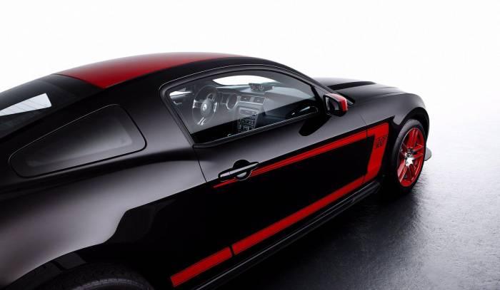 2012 Ford Mustang Boss 302 Laguna Seca Photos