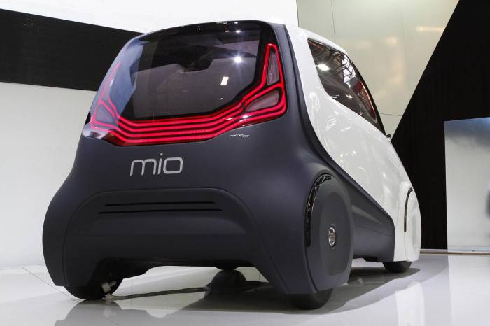 2011 Fiat Mio FCC III Concept Photos