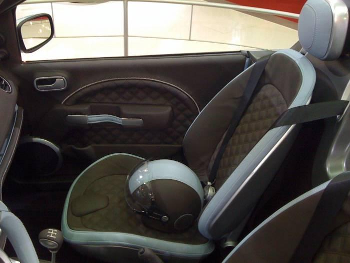 2011 Fiat Uno Cabrio Concept Photos