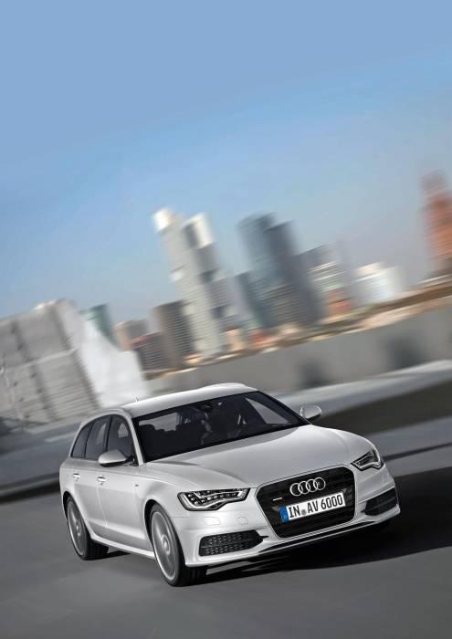 2012 Audi A6 Avant Photos