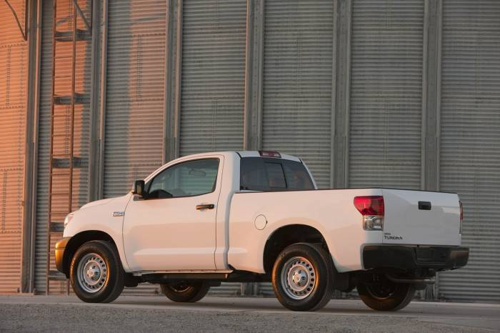 2010 Toyota Tundra Pickup Photos