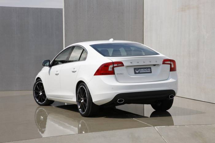 2010 Volvo S60 by Heico Sportiv Photos