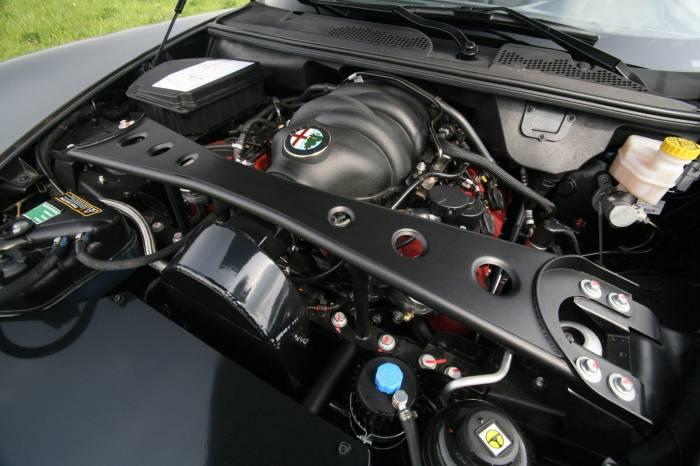 2011 Alfa Romeo 8C Spider tuned by Novitec Photos