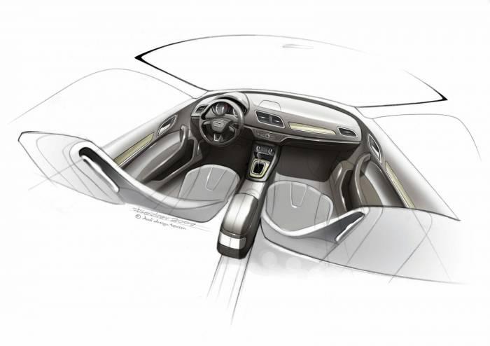 2012 Audi Q3 Photos