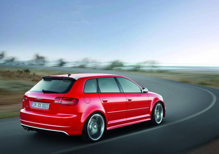 2012 Audi RS3 Sportback Photos