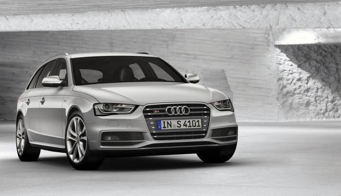 2012 Audi S4 facelift Photos