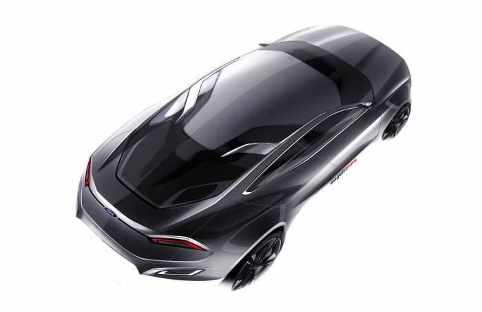 2012 Ford Evos Concept Photos