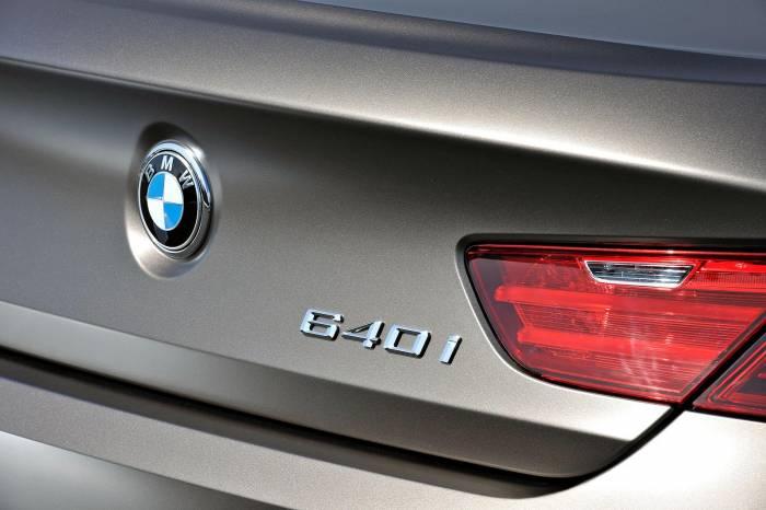 2012 BMW 6-Series Gran Coupe Photos