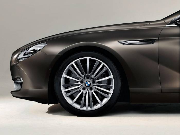 2012 BMW 6-Series Gran Coupe Photos