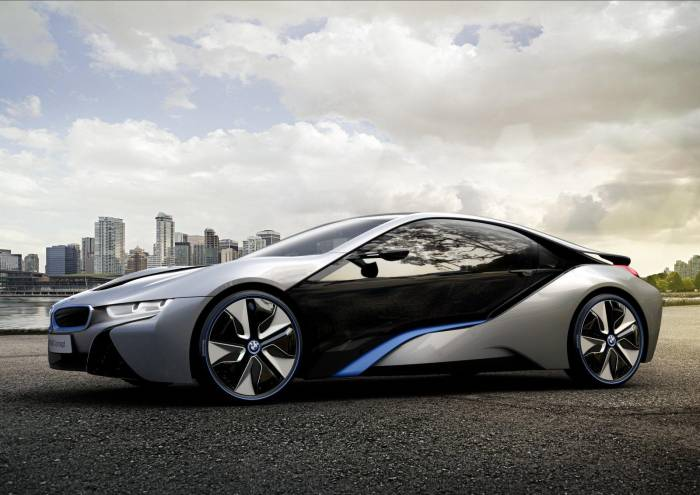2012 BMW i8 Concept Photos
