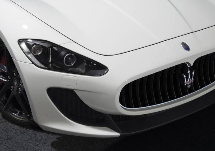 2011 Maserati GranTurismo MC Stradale Photos