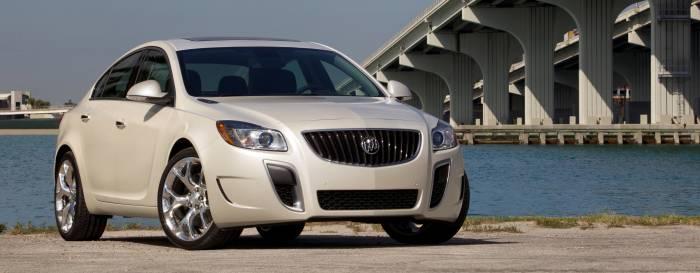 2012 Buick Regal GS Photos