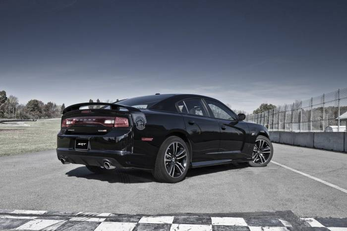 2012 Dodge Charger SRT8 Super Bee Photos