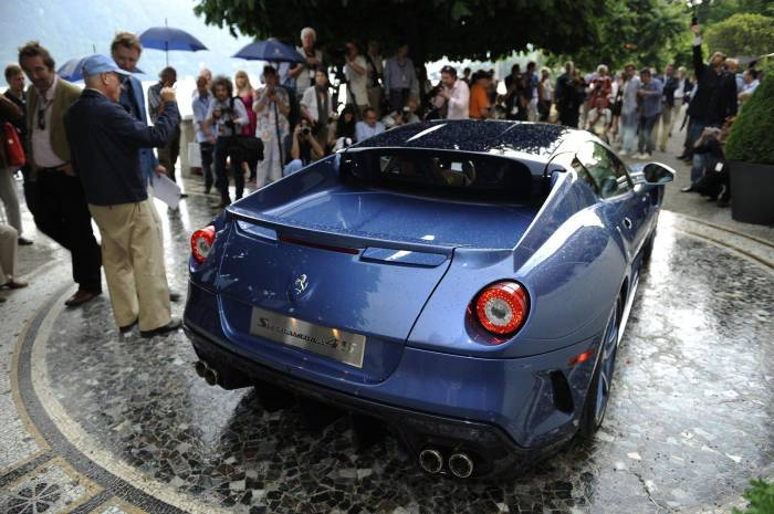 2012 Ferrari Superamerica 45 Photos