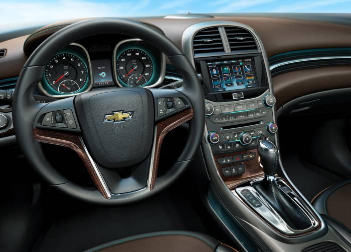2013 Chevrolet Malibu Photos