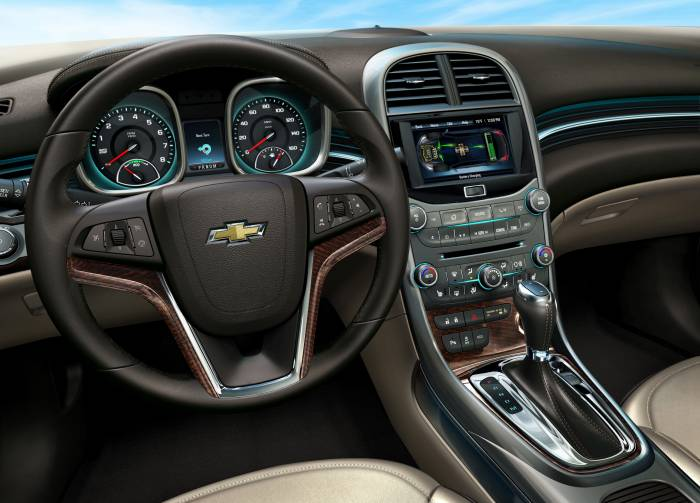 2013 Chevrolet Malibu Photos
