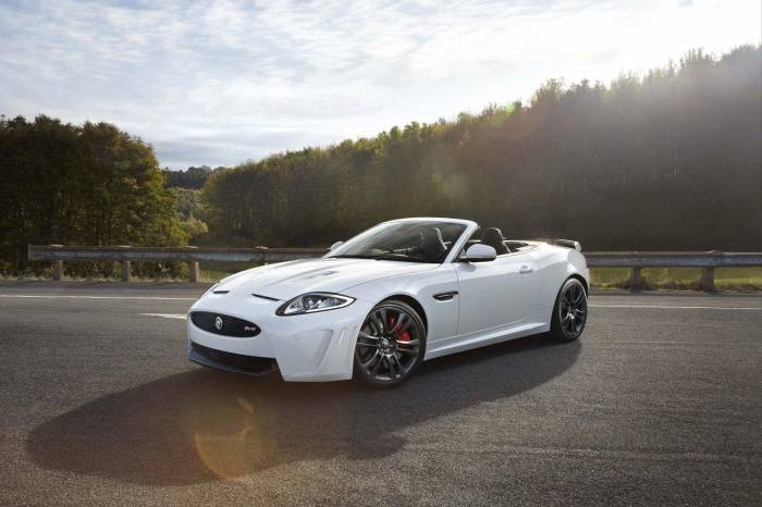 2012 Jaguar XKR-S Convertible Photos