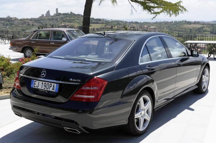 2012 Mercedes-Benz S-Class Grand Edition Photos